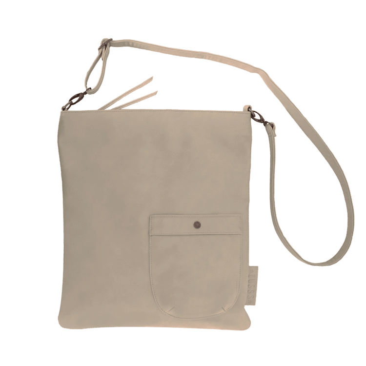 164773db7ae Zusss eenvoudige tas L - zand - Villa Vrolijk